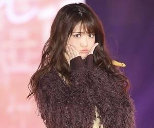 girl, idol, and model image