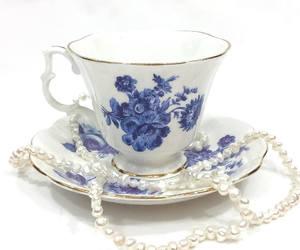 1970s, vintage tea cup, and english tea cup image