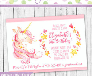 birthday party, girl birthday, and partyinvitation image