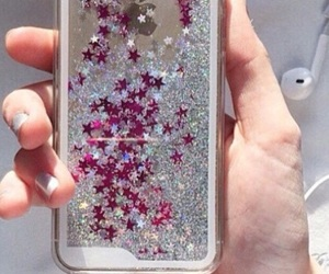 aesthetic, iphone, and sparkle image