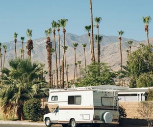california, roadtrip, and palmer image