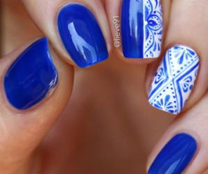 beauty, hands, and nails image