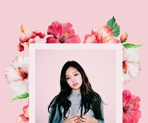 floral, flower, and kpop image