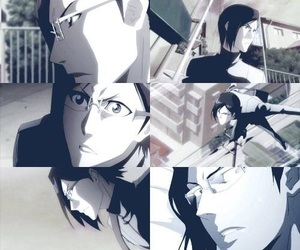 bleach and ishida image