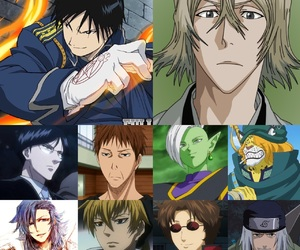 anime, roy mustang, and nov image
