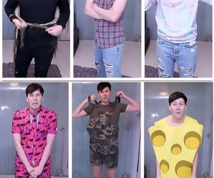dan and phil, phil lester, and dnp image