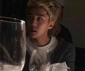 exo, dark, and kpop image