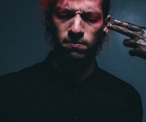 twenty one pilots, josh dun, and wallpaper image