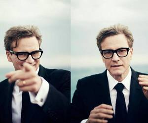 Colin Firth, handsome, and elegance image