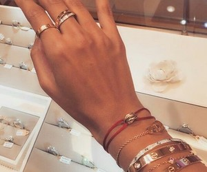beauty, jewellery, and rings image