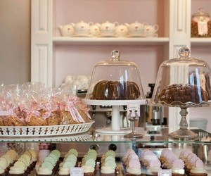 cute, cupcake, and shop image
