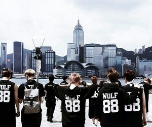 exo, weareone, and exowallpaper image