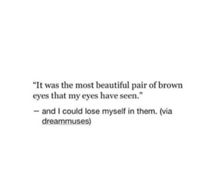 beautiful, brown, and eyes image