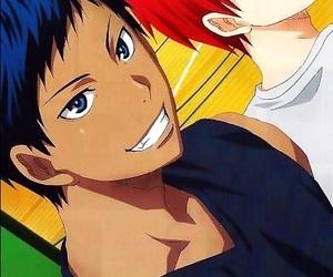 Akashi, anime, and knb image