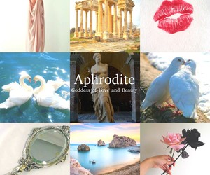 aesthetic, aphrodite, and edit image