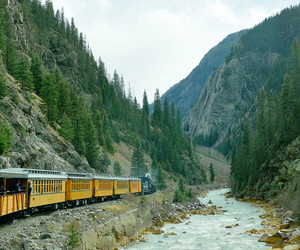 co, explore, and railroad image