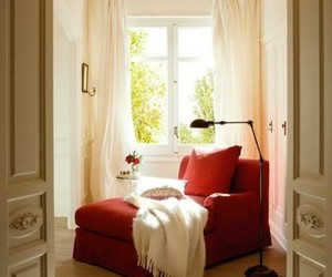 chaise lounge, home decor, and reading spots image