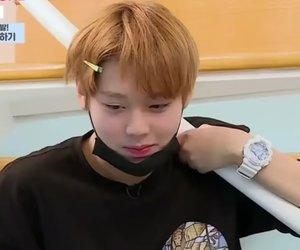 kpop, park jihoon, and wannaone image