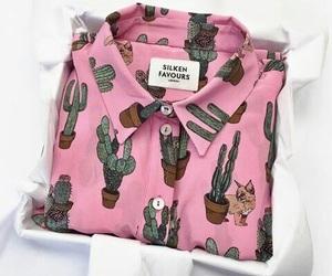 cactus, fantasy, and fashion image