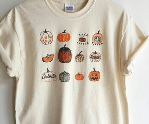 pumpkin, autumn, and fashion image