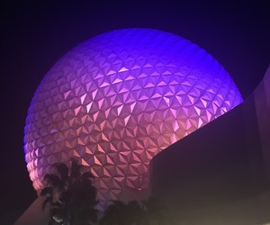 ball, blue, and disney image