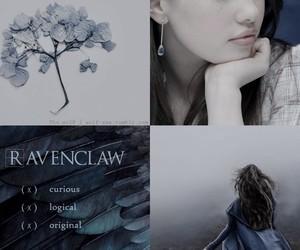 aesthetic, movie, and hogwarts house image