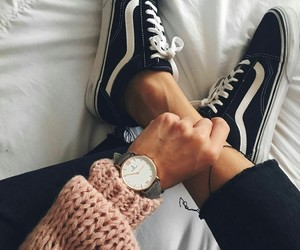 vans, watch, and fashion image