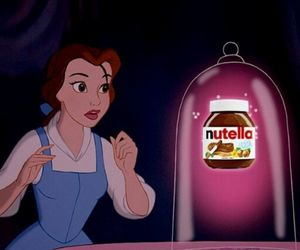 nutella, disney, and funny image
