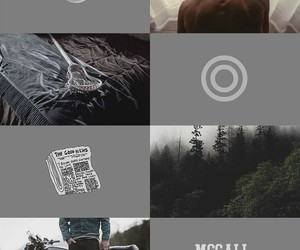 aesthetic, tumblr, and teen wolf image