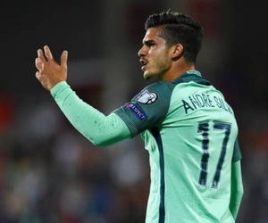 football, portugal, and andré silva image