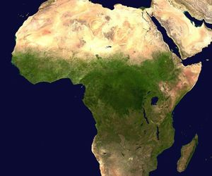 africa, image, and map image