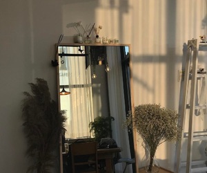 mirror, aesthetic, and room image