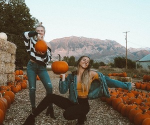 aesthetic, america, and autumn image