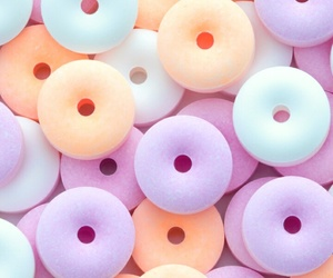 candy, pastel, and background image