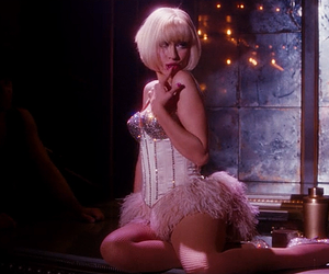 aesthetic, burlesque, and header image