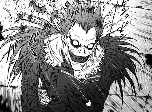 Image About Anime In Death Note By Wiash On We Heart It