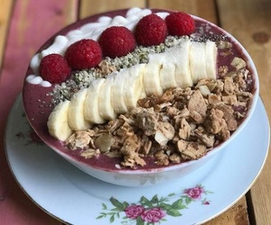 amazing, breakfast, and chocolate image