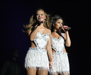 cheryl cole, Nadine Coyle, and girls aloud image