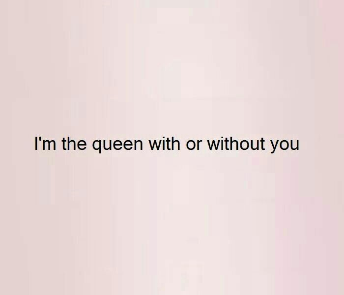 quotes, Queen, and pink image
