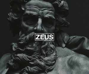 edit, poster, and Zeus image