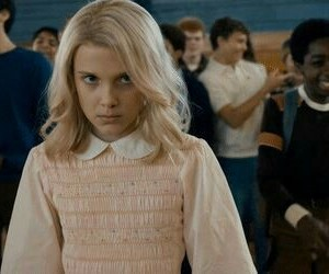 11, eleven, and stranger things image