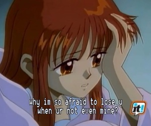 anime, love, and frasi image