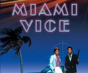 80's, miami vice, and retro image