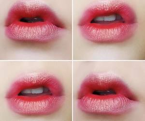 doll, red, and lips image
