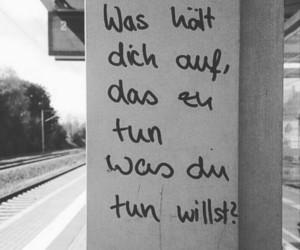 deutsch, sprüche, and trauer image