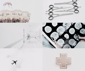 aesthetic, doctor, and edit image