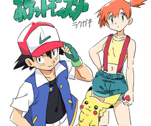 anime, pikachu, and pokemo image