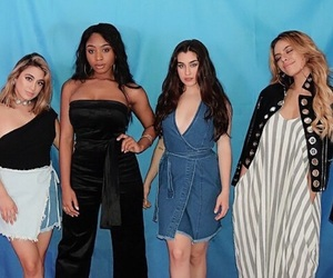 lauren jauregui, dinah jane, and fifth harmony image