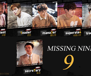 drama korea and missing nine image