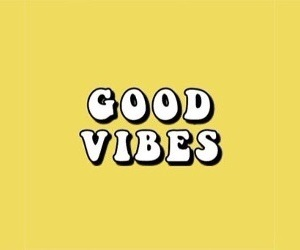 yellow, quotes, and vibes image